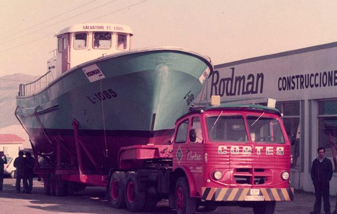 Historia Grupo Rodman