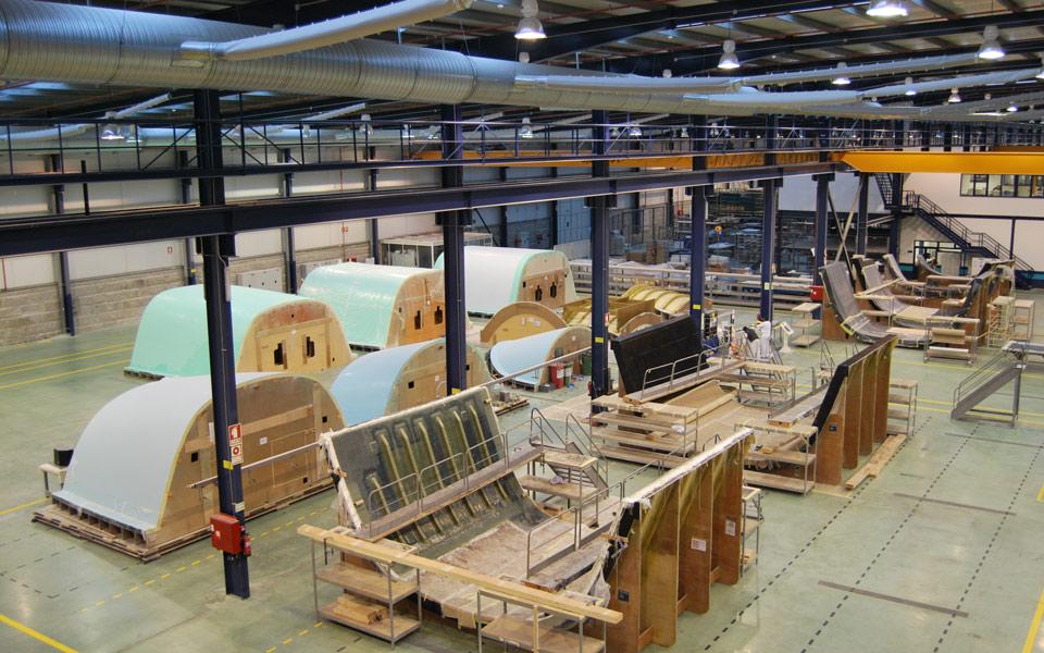 Capacidad Industrial Rodman