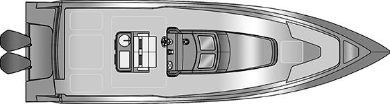 Plano Rodman 33 Offshore - Planta 2