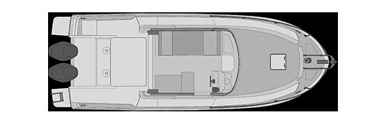 Plano Rodman 890 Ventura - 01