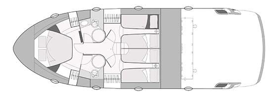 Plano Rodman Muse 44 lowerdeck