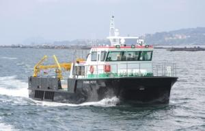 Catamaranes de Trabajo