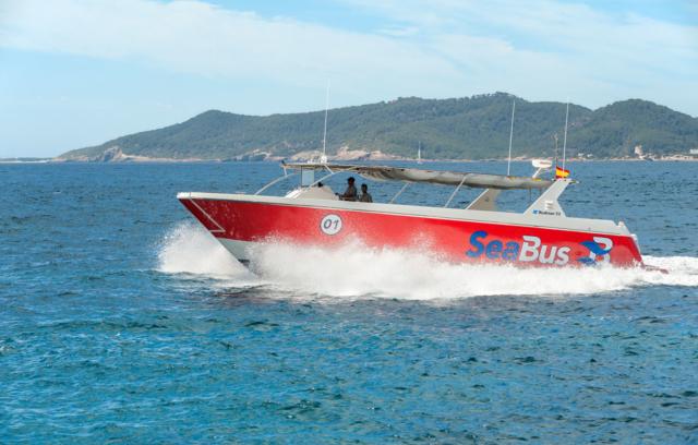 Barcos de Pasaje Rodman 52