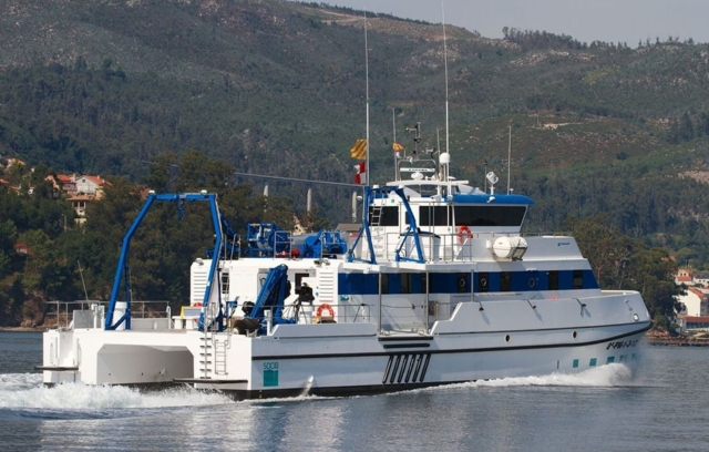 Rodman 82 | Catamaranes de Trabajo