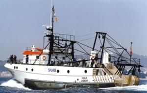 Rodman 100 Barco de pesca profesional