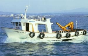 Rodman 61 Barco de pesca profesional