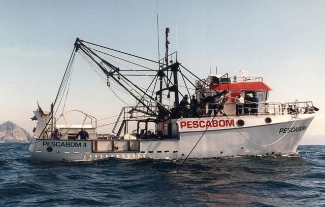 Rodman 65 Barco de pesca profesional