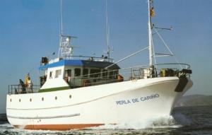 Rodman 83 Barco de pesca profesional