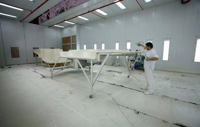 Cabina de Pintura   Advanced Composites by Rodman